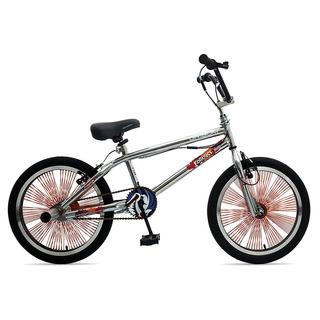 Bicicleta Gribom Freestyle 3800 Cromada