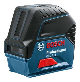 Nivel Láser De Líneas Combinado Bosch Gcl 2-15 + Soporte Rm1