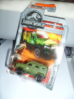 Matchbox 1/64 Jurassic World