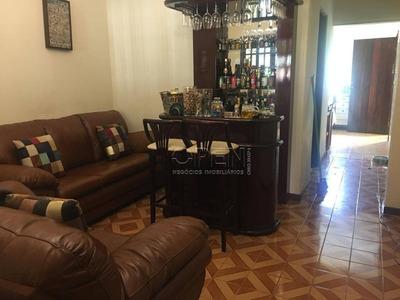Casa Com 2 Dormitórios À Venda, 150 M² Por R$ 640.000 - Casa Branca - Santo André/sp - Ca0672