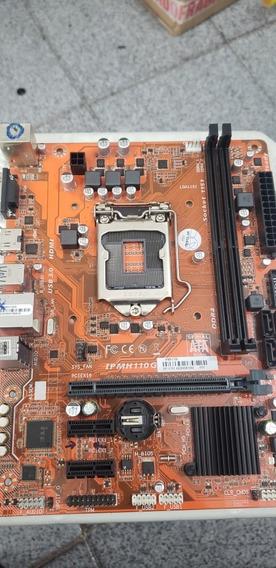 Placa Mãe Pcware 1151 Não Funciona Mini Pci