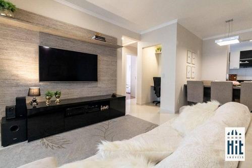 Imagem 1 de 30 de Apartamento À Venda, 94 M² Por R$ 1.065.000,00 - Vila Guarani (zona Sul) - São Paulo/sp - Ap3982