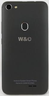 Celular W&o X6 5 ,8px,5mpx,16gb,1gb,qc1.3,os7,huella