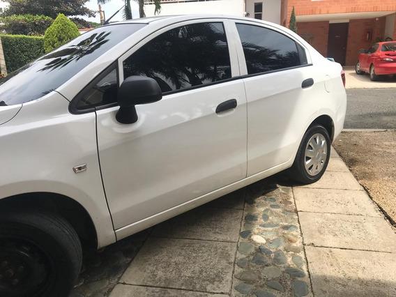 Chevrolet Sail, Año 2016, Color Blanco
