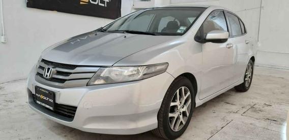 Honda City 2010 4p Dat Ex Aut