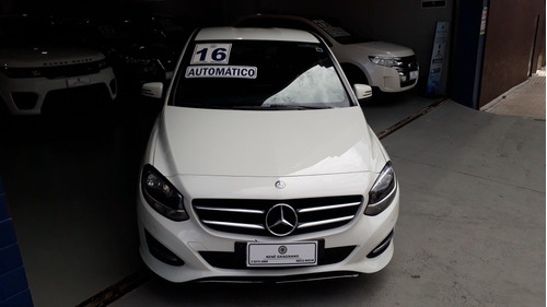 Mercedes-benz Classe B 2016 1.6 Turbo Flex 5p