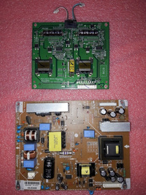 Placa Da Fonte E Inverter Tv Lg42ls3400