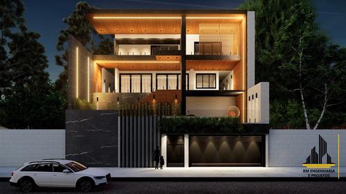Imagem 1 de 10 de Projetos De Arquitetura E Engenharia Civil