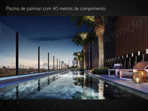 Studio À Venda, 35,48 M²- Brooklin - São Paulo/sp - 12470