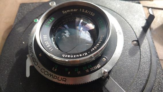 Lente 150mm Schneider Sinar 4x5