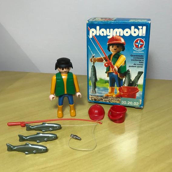 Pescador Ferias Playmobil Estrela 30.20.02