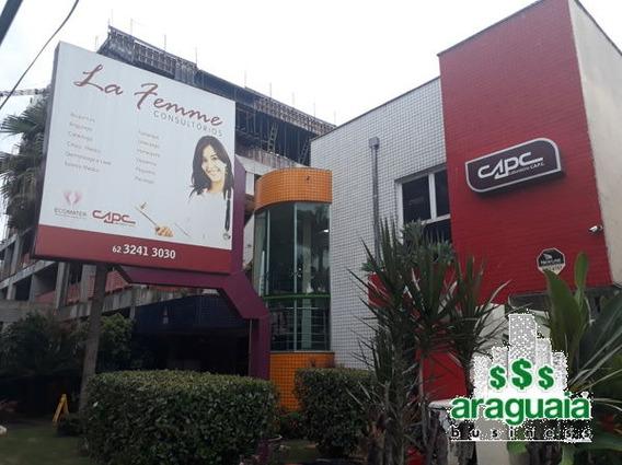 Comercial Sala Com 1 Quarto No La Femme - Araguaia-459dc-l