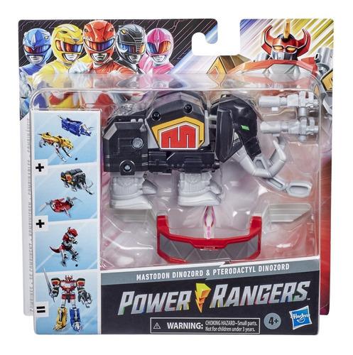 Figura Power Rangers Dinozord Varios Modelos Hasbro E7788