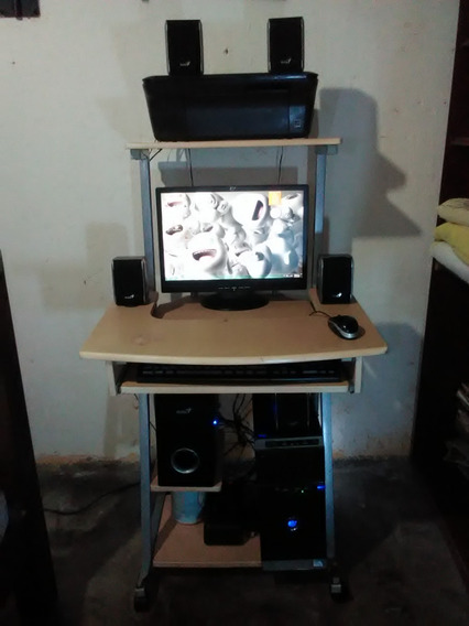 Computadora De Mesa 100% Operativa Y Funcional.