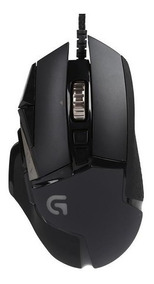 Mouse Logitech G502 Proteus Spectrum Rgb Garantia 2 Anos 5*