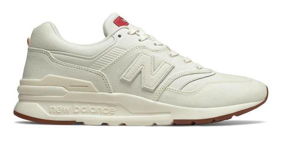 Tênis New Balanced 997h Casual Masculino Branco