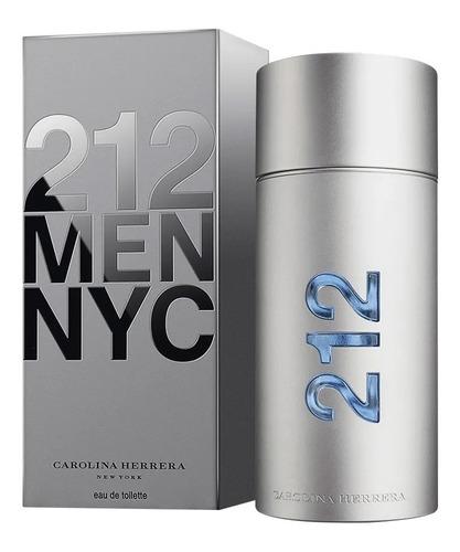 212 Men Nyc Edt 100ml Hombre - Perfumezone Oferta!