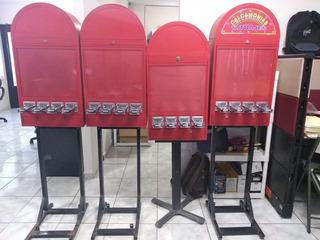 Maquinas Vending Estampas Stickers Liquidacion