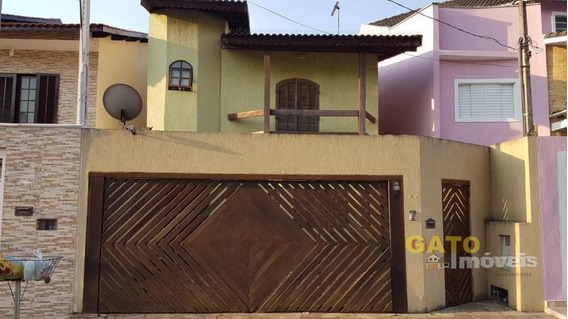 Casa Para Venda Em Cajamar, Portais (polvilho), 4 Dormitórios, 1 Suíte, 4 Banheiros, 2 Vagas - 18896