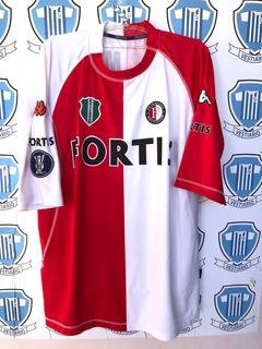 Feyenoord Da Holanda 2004, Kezman Nº 8 Kappa G Usada Em Jogo