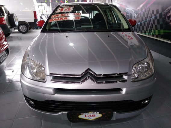 Citroën C4 1.6 Glx Competition 16v Flex 4p Manual