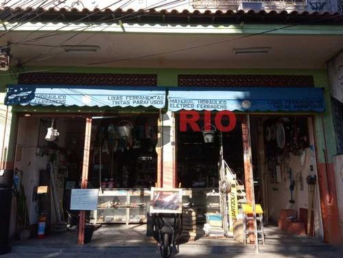 Imagem 1 de 10 de Loja-à Venda-marechal Hermes-rio De Janeiro - Vvlj00027