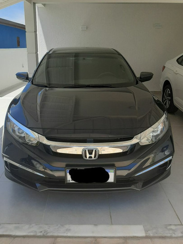Honda Civic 2020 2.0 Lx Flex Aut. 4p