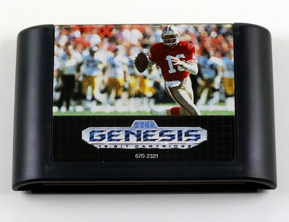 Nfl Sports Talk Football 93 Original Mega Drive - Genesis