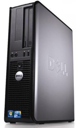 Computador Desktop Dell Optiplex Core 2 Duo 4gb Ram Hd 250gb