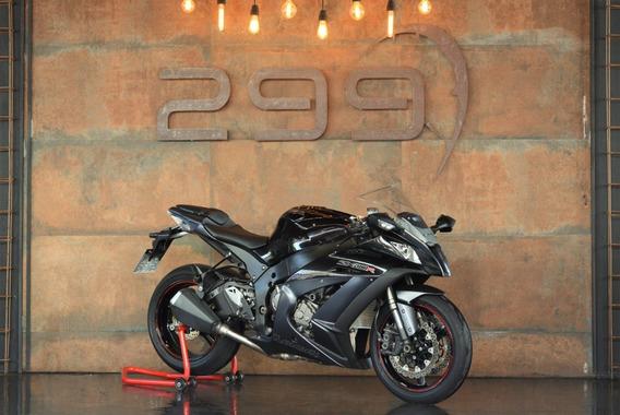 Kawasaki Ninja Zx 10r - 2012 - 23.565kms!!!