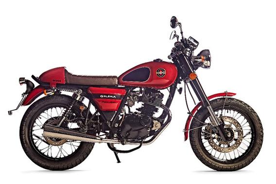 Gilera Cafe Racer Vc 200 0km Custom Bobber Retro 999 Motos