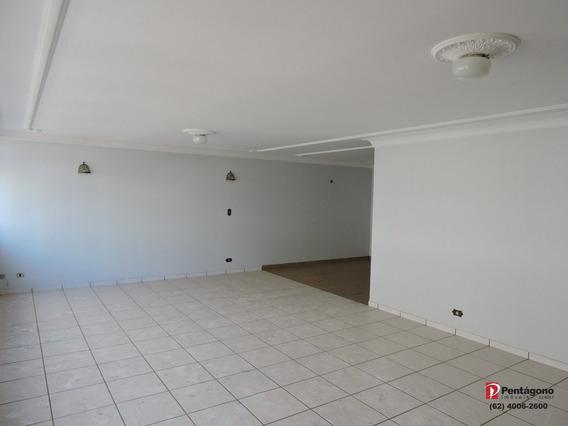 Apartamento Com 4 Quartos E 240 M² Setor Central - V-23747