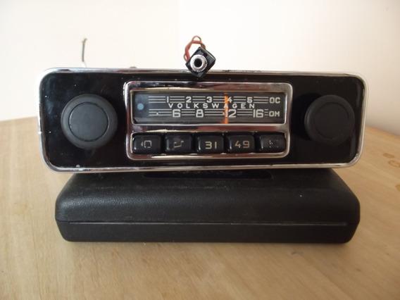 Rádio Original Volkswagen Fusca 72 73 74 75 76 77 - Am