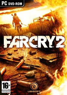 Far Cry 2 Juego Pc Disco Fisico