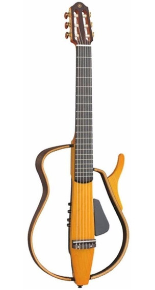 Violão Elétrico Yamaha Slg130nw Lab Acust Cordas De Nylon