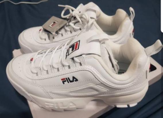 Tênis Fila Disruptor Premium, T 40