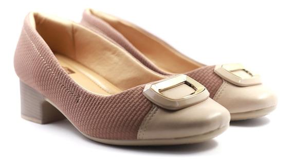 Sapato Comfortflex Com Lycra 2086303