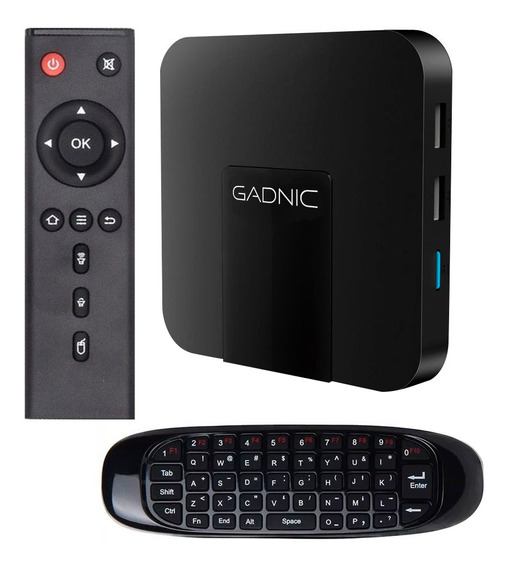 Tv Box 4k Convertidor A Smart Tv Dongle Peliculas Netflix