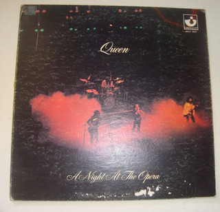 Queen -a Night At The Opera -rapsodia Bohemia -lp Vinil