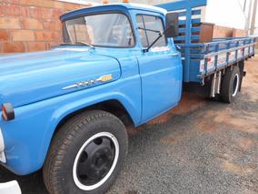 Ford F600 Original 1962