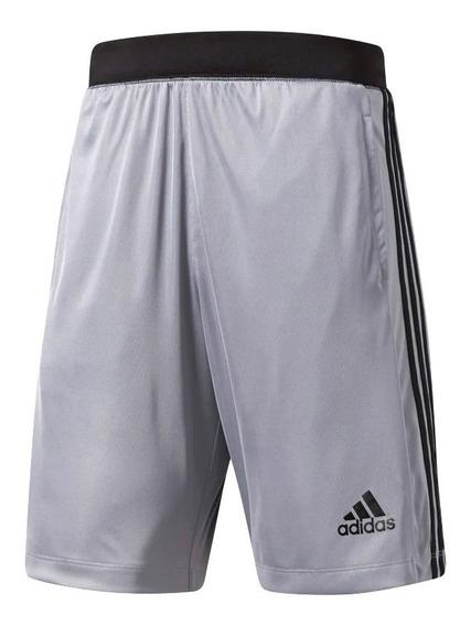 Short adidas D2m 3 - Hombres Original Importado Bq3187