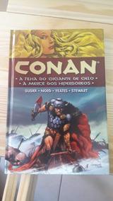 Conan A Filha Do Gigante De Gelo