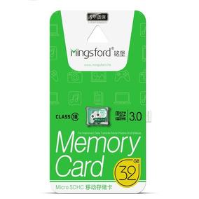 Cartão De Memória Micro Sd 32gb Classe 10 Original