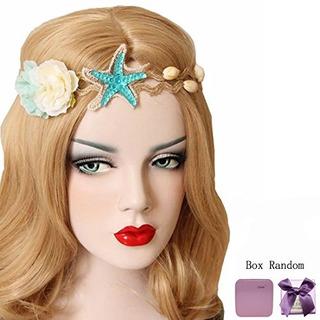 Bodermincer Mermaid Sea Star Starfish Hairbands Sirena Acces