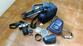 Máquina Fotográfica Pentax Para Filmes Modelo Mz-5n