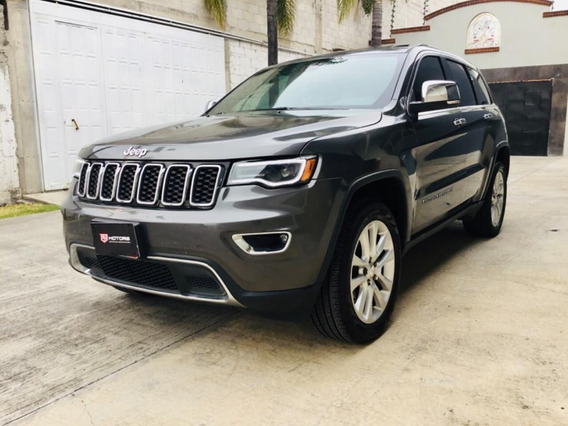 Jeep Grand Cherokee 2017 Limited Lujo