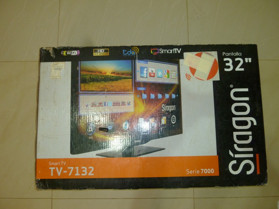 Televisor Siragon Smart Tv 32 Serie 7000.