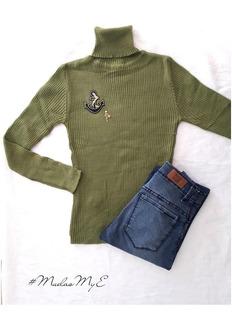 Sweater Polera Personalizados Otoño/invierno 2018