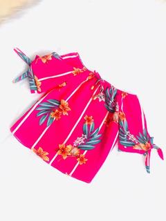Blusa Ciganinha Infantil Blogueira Mini Diva Fashion Verão