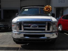 Ford Econoline 15 Pasajeros 2014